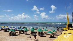 Praia de Cupe