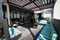 塔爾薩丘希爾頓惠庭飯店