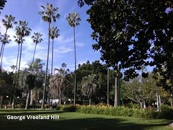 Will Rogers Memorial Park. Photo by George Vreeland Hill