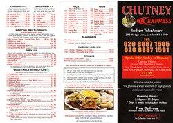 Chutney Express