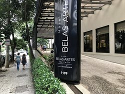 Hotel Belas Artes Sao Paulo Paulista Managed by Accor