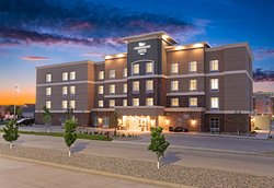 Homewood Suites by Hilton West Fargo Sanford Medical Center Area