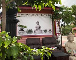 Bambuddha Foot Spa Aruba
