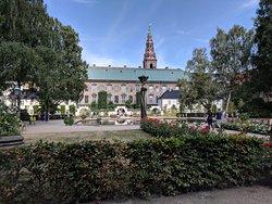 Det Kongelige Biblioteks Have