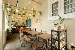 Sun Porch Gardening Café by Cottonwood