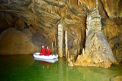 Krizna Jama Cave
