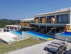 Beautifull new, adults only, all inclusive hotel