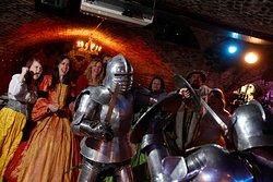 中世紀宴會含餐劇院