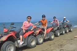 Kusadasi Quad Safari