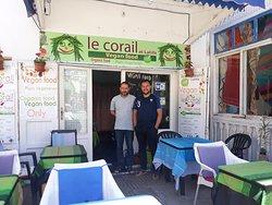 Cafe Restaurant Le Corail