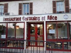 Germaine et Alice