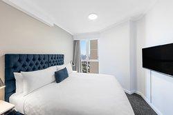 Three Bedroom Harbour Suite - Third Bedroom