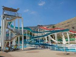 פארק מים - חוף גיא