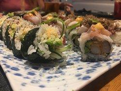 El mejor sushi de málaga