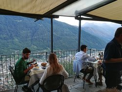 Una cena in Valtellina