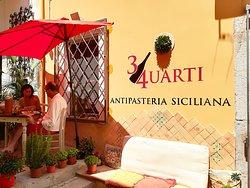 TreQuarti - Antipasteria Siciliana