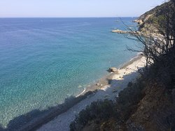 Spiaggia Lunga (Cala Lunga)