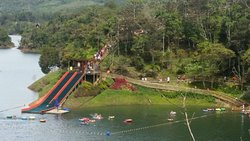 Parque Recreativo Comfama Guatape