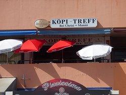 Kopi-Treff bei Chrisi und Manni