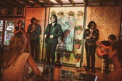 Cuadro flamenco con invitado especial El Polito