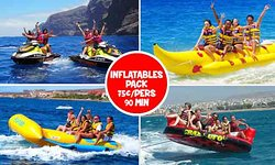 water pack inflatables