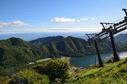 Mt. Harunasan Ropeway