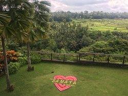 Honeymoon in The Samaya Ubud
