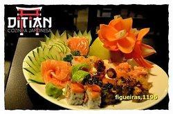 Ditian culinaria japonesa