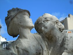 Les statues des Catherinettes
