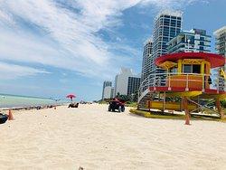 Pratique pour profiter de la plage