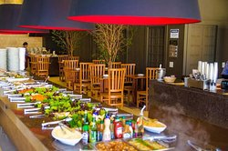 Restaurante Trilhos de Minas Shopping