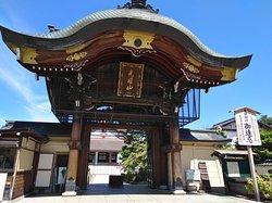 Takayama Betsuin Shorenji Temple