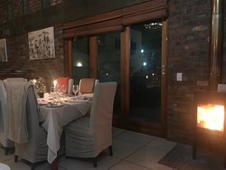 Esterno e ristorante