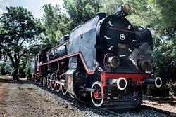 Camlik Locomotive Museum