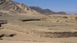 Zona Arqueologica caral