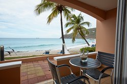 One Bedroom Beachfront