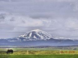 Volcano Hekla