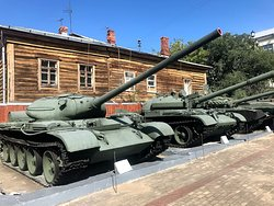 Military-Historical Museum of The Krasnoznamenny Far East Military District
