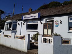 Porthleven's Harbour View Cafe