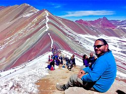 Vinicunca - Rainbow Mountain, Cusco