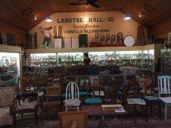 Langtree Hall Museum