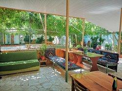 Myra Cafe & Restaurant, Myra Antik Kent, Demre