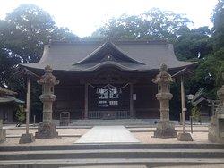 Shiroyama Inari Shrine