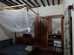 モザンビーク島にあるホテルです