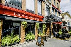 Hotel du Vieux-Quebec