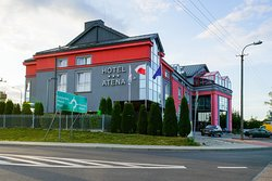 Hotel Atena Wedding Business & Spa