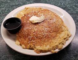 Famous Sweetish Oatmeal Pancakes