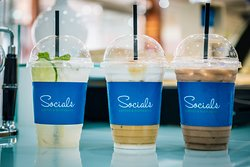 Socials - Coffee and Humanity