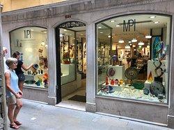Marco Polo International Glass Art Gallery