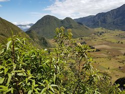 Pululahua Volcano & Geobotanical Reserve